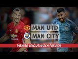 Manchester City v Manchester United - Derby Preview