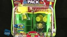 The Trash Pack Wheelie Bin Ooze Slide Mini Figure Playset Review