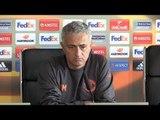 Jose Mourinho Says He 'Feels Sorry' For Sam Allardyce During His Presser Ahead Of Zorya Luhansk
