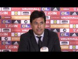 Chris Coleman Full Press Conference - Names His Wales Squad For Austria & Georgia
