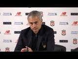 Liverpool 0-0 Manchester United - Jose Mourinho Full Post Match Press Conference