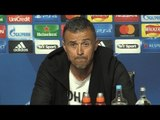 Luis Enrique Full Pre-Match Press Conference - Manchester City v Barcelona - Champions League