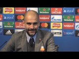 Manchester City 3-1 Barcelona - Pep Guardiola Full Post Match Press Conference - Champions League