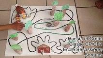 Défi scientifique du Vaucluse - Robot conteur - Ecole Les Becassières de Sorgues - CP CE1 - Hansel et Gretel