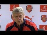 Arsenal 0-2 Southampton - Arsene Wenger Full Post Match Press Conference - EFL Cup Quarter-Final