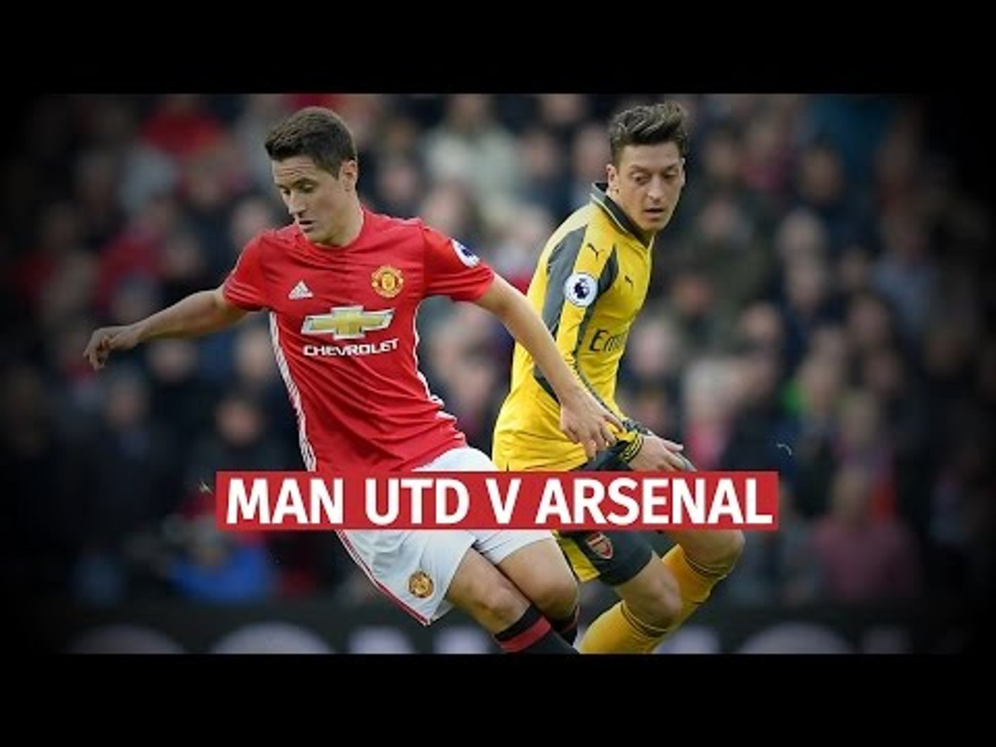 Match Report - Manchester United 1-1 Arsenal - 'Man United Are The Unluckiest Team In The Leagu