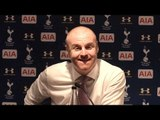 Tottenham 2-1 Burnley - Sean Dyche Full Post Match Press Conference