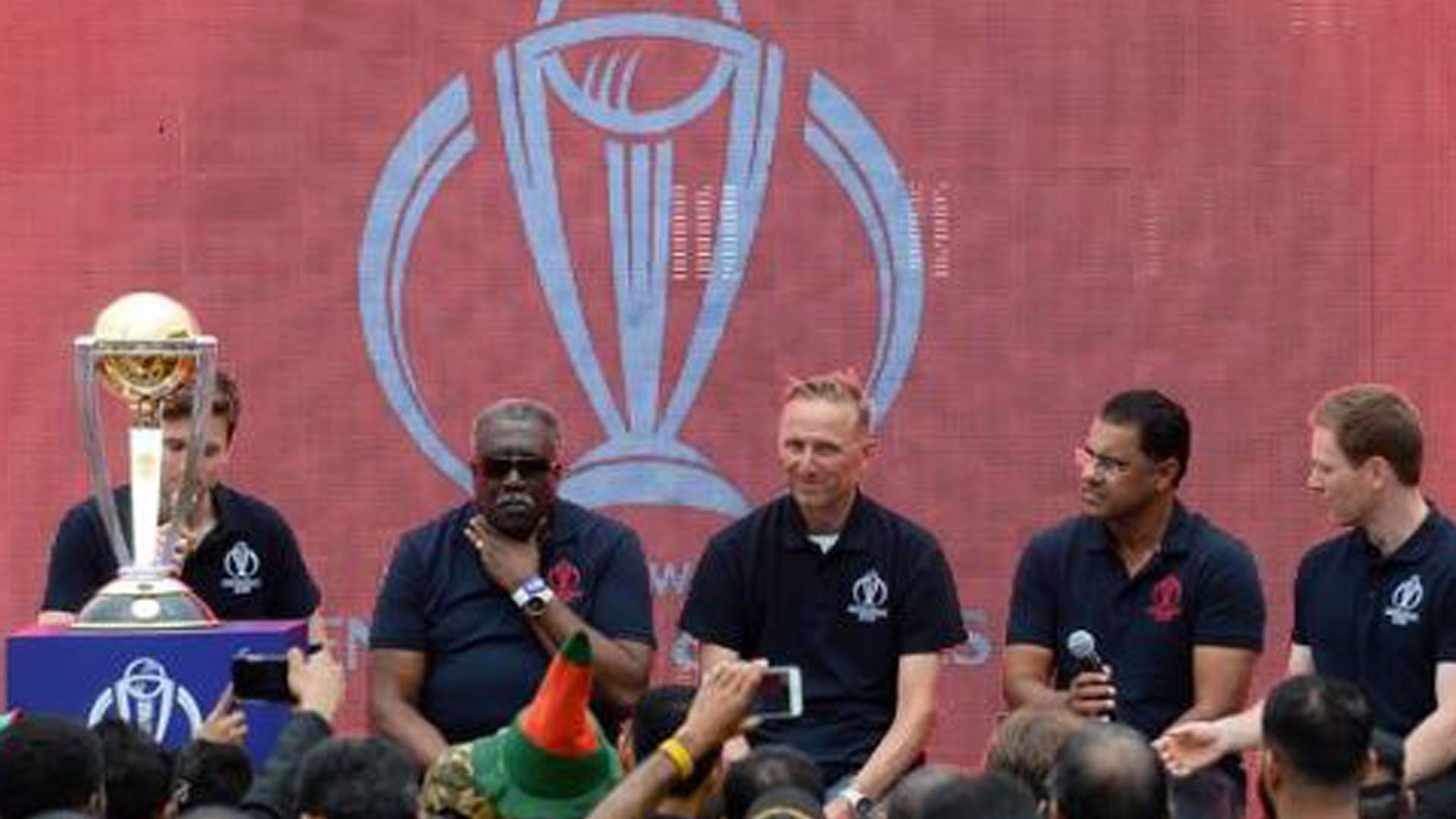 Allan Donald Feels England to Win ICC World Cup 2019