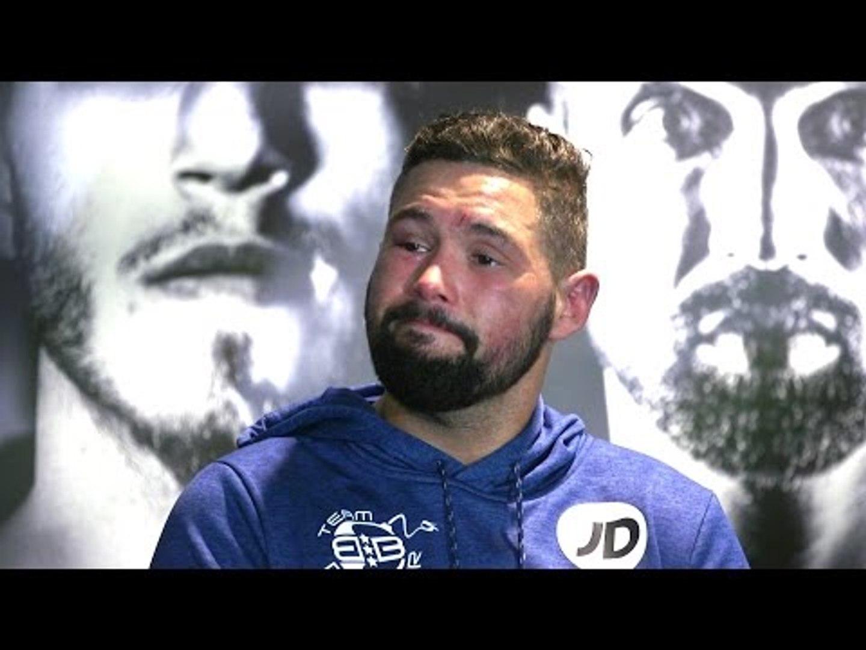 Tony Bellew v David Haye - Tony Bellew's Emotional Full Post Fight Press Conference