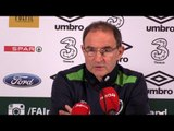 Republic of Ireland 0-0 Wales - Martin O'Neill Full Post Match Press Conference