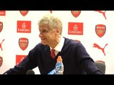 Arsenal 3-1 Everton - Arsene Wenger Full Post Match Press Conference