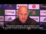 Steve Agnew Reflects On Middlesbrough's Relegation From The Premier League