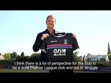 Frank De Boer Aims For Premier League Stability With Palace