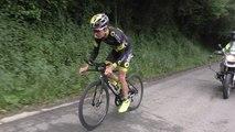 Tour de France 2018 : St Pée sur Nivelle - Espelette, le parcours testé par Romain Sicard