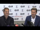 Crystal Palace Announce Frank De Boer As New Manager - Full Press Conference
