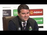 Celtic 4-0 Linfield (Agg 6-0) - David Healy Post Match Press Conference - Champions League Qualifier