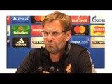Jurgen Klopp Full Pre-Match Press Conference - Liverpool v Hoffenheim - Champions League Play-Off