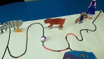 Défi scientifique du Vaucluse - Robot conteur - Ecole Albert Camus d'Orange - CE2 - Robot Conteur