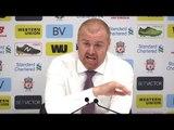 Liverpool 1-1 Burnley - Sean Dyche Full Post Match Press Conference - Premier League