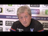 Roy Hodgson Full Pre-Match Press Conference - Manchester United v Crystal Palace - Premier League