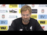 Liverpool 0-0 Manchester United - Jurgen Klopp Full Post Match Press Conference - Premier League