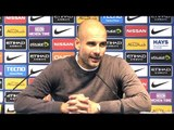 Manchester City 2-1 Southampton - Pep Guardiola Post Match Press Conference - Premier League #MCISOU