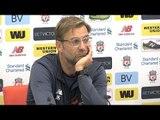 Jurgen Klopp Full Pre-Match Press Conference - West Ham v Liverpool - Premier League