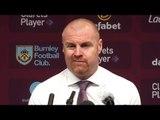 Burnley 1-2 Liverpool - Sean Dyche Post Match Press Conference - Premier League #BURLIV