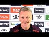 David Moyes Full Pre-Match Press Conference - West Ham v West Brom - Premier League