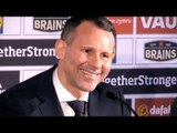 Ryan Giggs Full Press Conference - Announced As The New Wales Manager