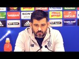 Liverpool 0-0 Porto (Agg 5-0) - Sergio Conceicao Full Post Match Press Conference - Champions League