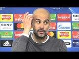 Manchester City 1-2 Liverpool (1-5) - Pep Guardiola Post Match Press Conference - Champions League