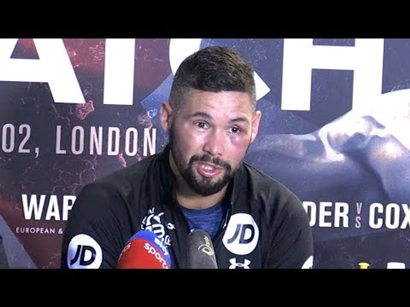Tony Bellew v David Haye 2 - Tony Bellew's Emotional Full Post Fight Press Conference