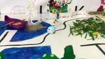 Défi scientifique du Vaucluse - Robot conteur - Ecole La Galle d'Uchaux - CP