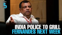 EVENING 5: India cops to grill AirAsia boss