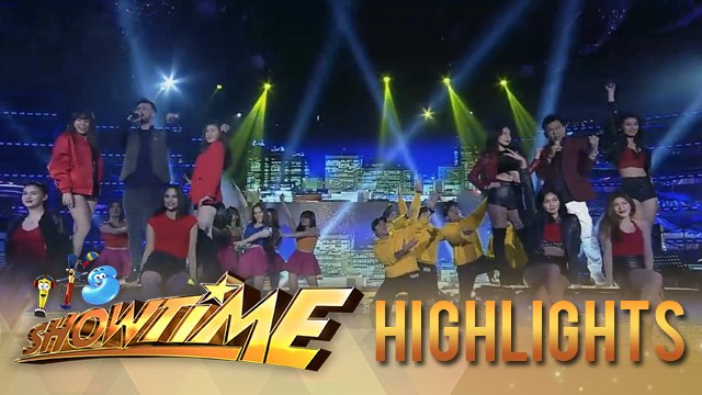 It's Showtime: Billy and Rico J's groovy performance on It's Showtime stage!