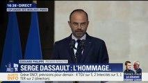 """Edouard Philippe, rend hommage à Serge Dassault: """"Il était visionnaire et patriote"""""""