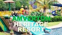 Boleh dah mak ayah rancang nak bawak anak-anak ke Amverton Heritage Resort cuti sekolah dan juga cuti Aidilfitri nanti, terbaik!