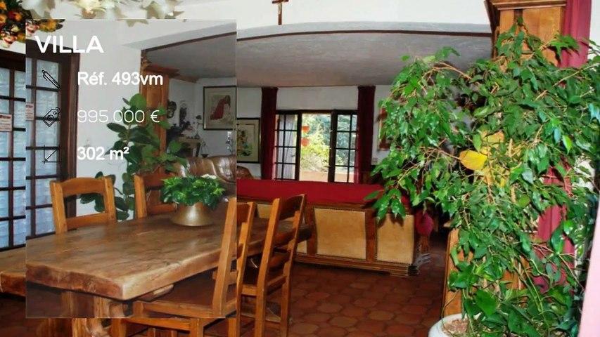 A vendre - Maison/villa - 10 pièces - 302m²