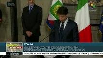 Giuseppe Conte jura este viernes como primer ministro de Italia