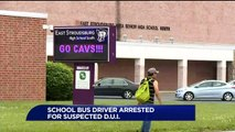 School Bus Driver Admits She Drank Vodka Before Route: Police