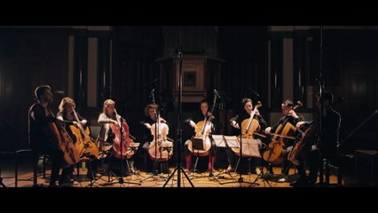 Cello Octet Amsterdam - Hanging D