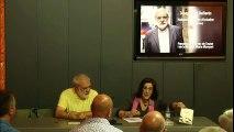 Josep Enric Dallerès presenta Vuitanta-dos dies d'octubre a l'Espai VilaWeb