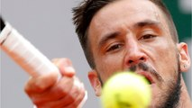 Tennis Player Accidentally Lights Up Ball Kid At French Open