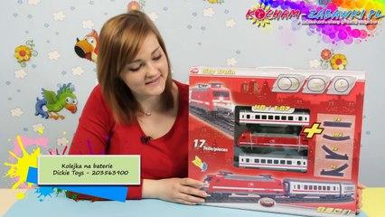 City Train / Kolejka Miejska na Baterie - Dickie Toys - 203563900 - Recenzja