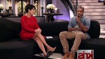 Kanye West Exclusive Interview- Kris Jenner Shw  E