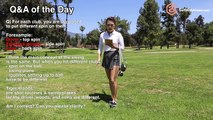Difference between Driver, Fairway Woods & Irons | Golf with Aimee