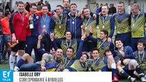 Notre Europe : l'EFIE, l'autre équipe de France de football... de Bruxelles