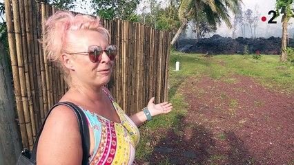 Au plus près du volcan Kilauea