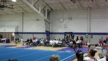 Kylyn Dawkins SCSU Floor 3-7-17